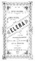 Dimitrie Bolintineanu - Elena 1888 - Coperta.png