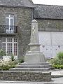 Dingé (35) Monument aux morts.jpg