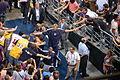 Dirk Nowitzki at Palau Sant Jordi (8073947083).jpg