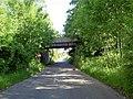 Disused railway bridge on Lords Head Lane - geograph.org.uk - 839353.jpg