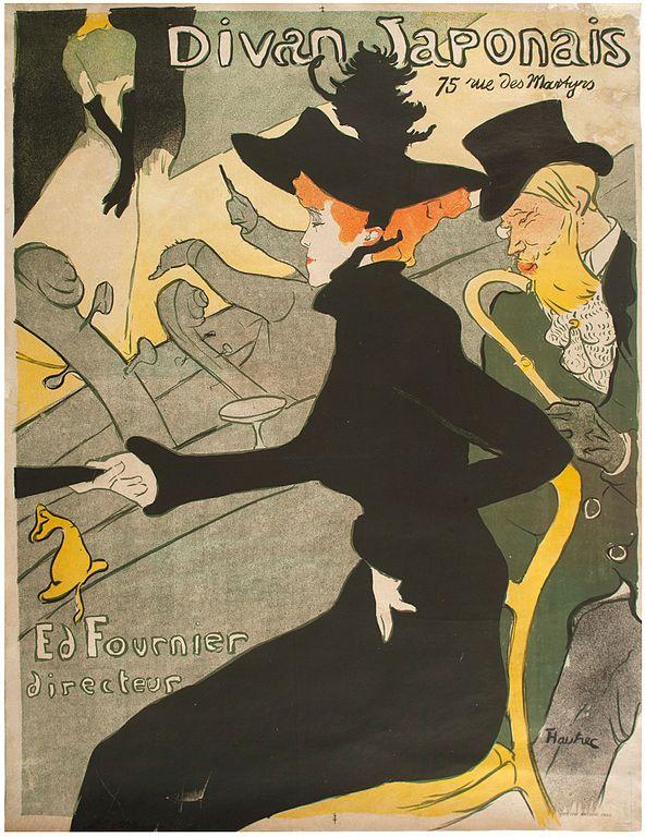 File:Divan Japonais - Henri de Toulouse-Lautrec.jpg - Wikimedia ...