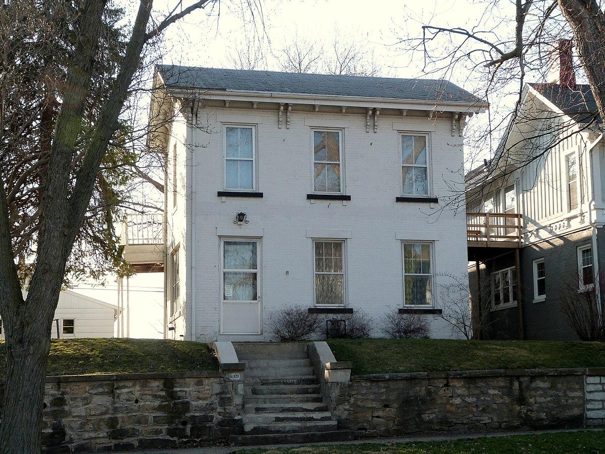 augustus caesar dodge house wikipedia