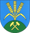 Coat of arms of Dolní Nivy