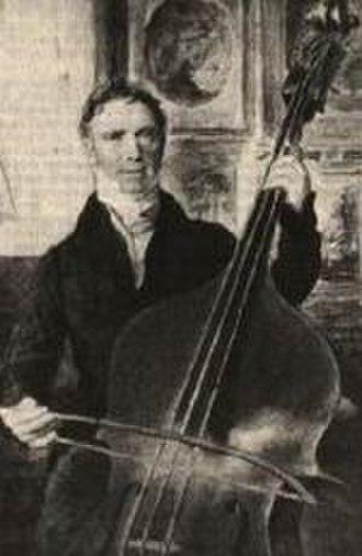 Domenico Dragonetti - Domenico Dragonetti.