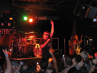 Dokken - Dokken at Northern Lights in Clifton Park, NY. August 5, 2008.