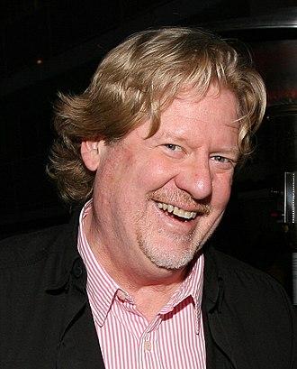 Donald Petrie - Petrie in 2012