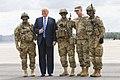 Donald Trump at Fort Drum 2018 06.jpg
