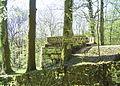 Donndorf - Fantaisie Schlosspark - Bastion und Alexandergruft (15.04.2007) 02.jpg