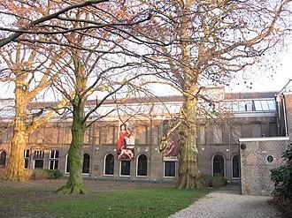 Dordrechts Museum - The building of the Dordrechts Museum