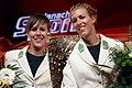Doris und Stefanie Schwaiger Mannschaft des Jahres 2013 Österreich Gala-Nacht des Sports 2.jpg