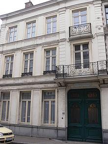 Henri edmond cross wikimonde for Maison et cite douai