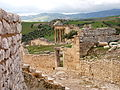 Dougga capitol from theatre large.jpg