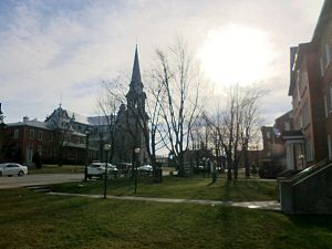 Thetford Mines - Image: Downtown Thetford Mines III