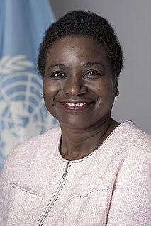 Direktorin des Bevölkerungsfonds der Vereinten Nationen (UNFPA)