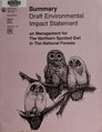 Draft environmental impact statement on management for the northern spotted owl in the national forests - states of Washington, Oregon and California (IA draftenvironment00unit 3).pdf