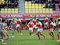 Dragons catalans-Salford Red Devils 2014-05-03.jpg