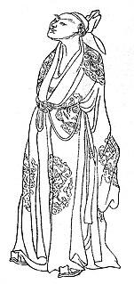Li He Chinese writer