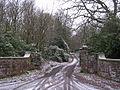 Driveway to Ballikinrain Castle - geograph.org.uk - 97691.jpg