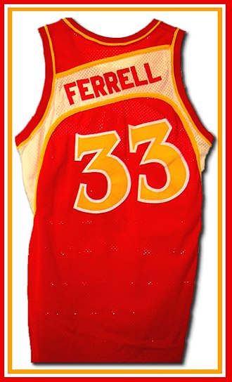 Duane Ferrell - Ferrell enjoyed his most productive seasons in the NBA as a member of the Hawks
