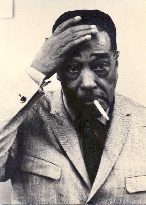 Duke Ellington restored