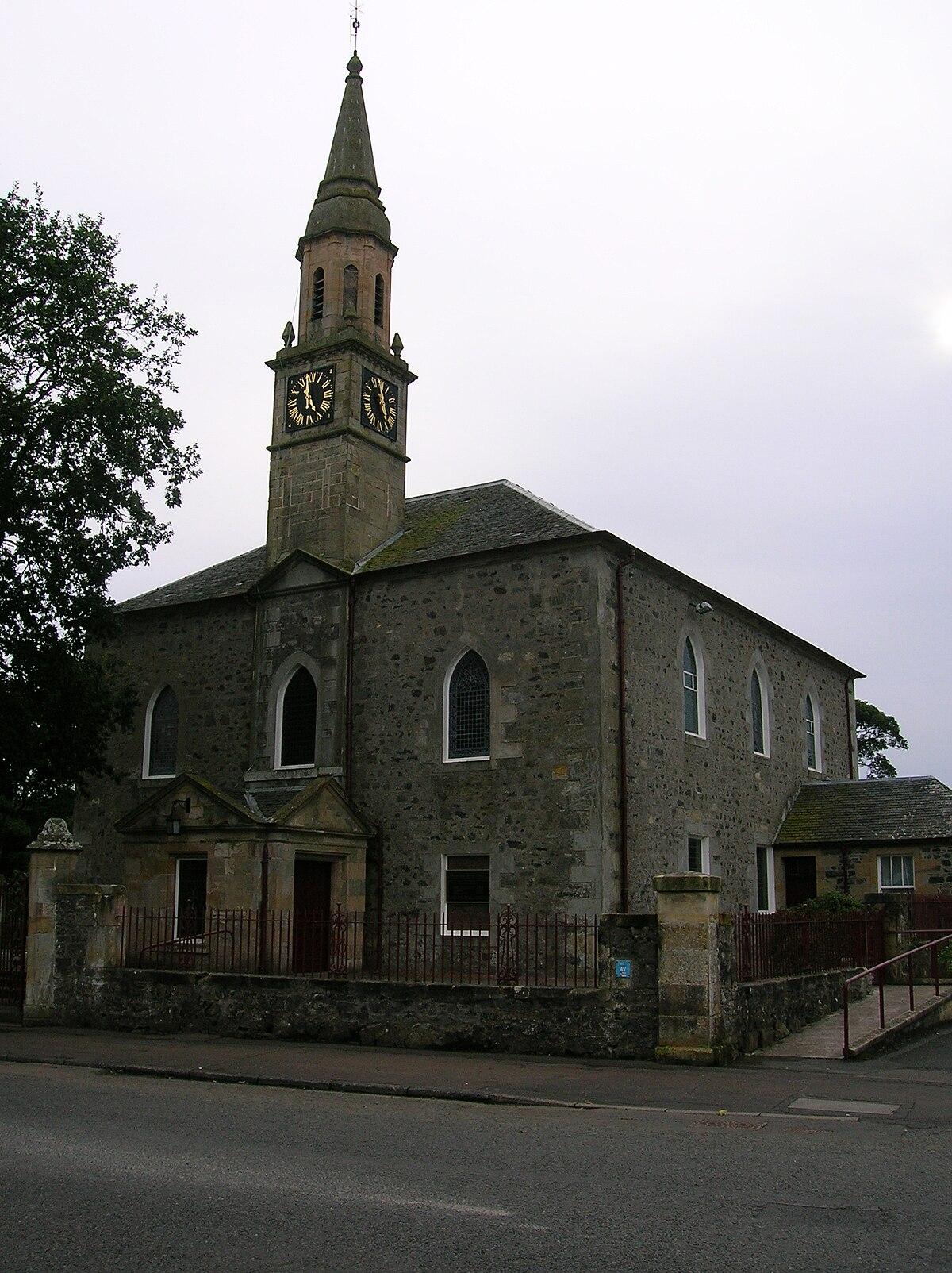 Straiton Church