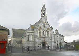 Dundrum, Dublin - Holy Cross Church