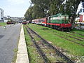 Durres 3 trains.JPG