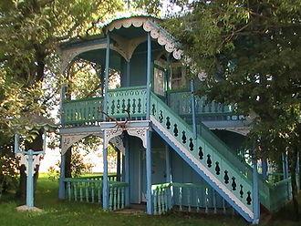 Doukhobors - The Doukhobor worship place in Georgia