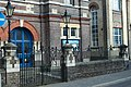 Dwarf Wall And Railings To High Town Methodist Church.jpg