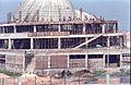Dynamotion Hall Under Construction - Science City - Calcutta 1996-02-21 984.JPG