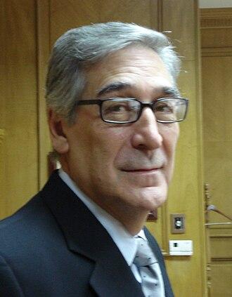 Everardo Elizondo - Elizondo in 2008.