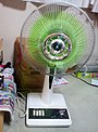 EF-C30N electric fan which we can understand when SANYO Electrics manufactured..jpg