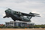 EGLF - Embraer KC-390 - Força Aérea Brasileira - PT-ZNJ (42759650754).jpg