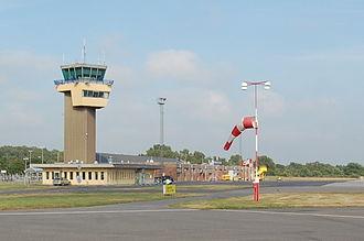Bornholm Airport - Image: EKRN (Bornholm airport)
