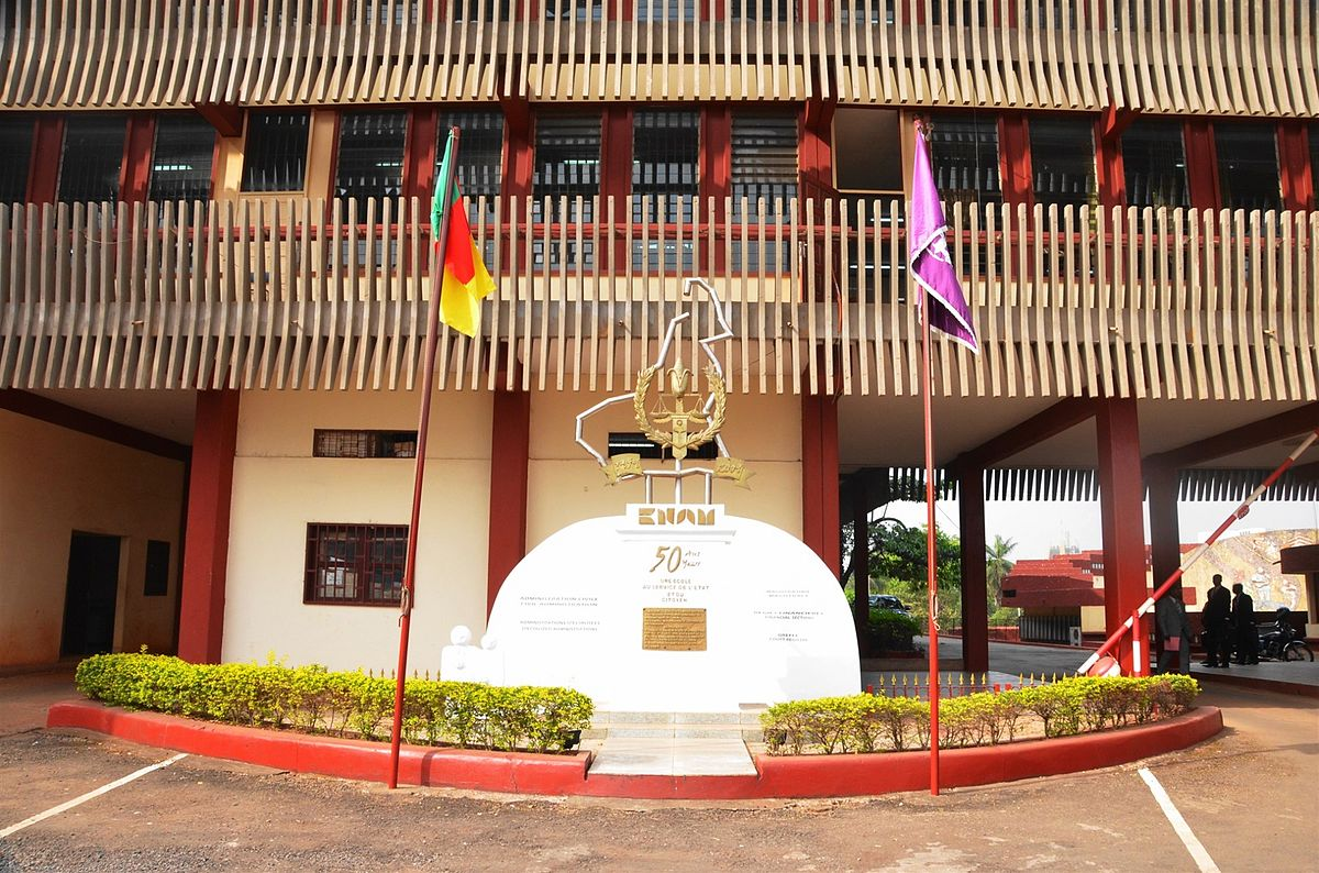 National School Of Administration And Magistracy Cameroon Wikipedia
