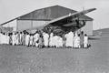ETH-BIB-Flugzeug vor Hangar-Nordafrikaflug 1932-LBS MH02-13-0222.tif
