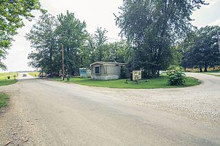 East Mount Carmel, Indiana Unincorporated community in Indiana, United States