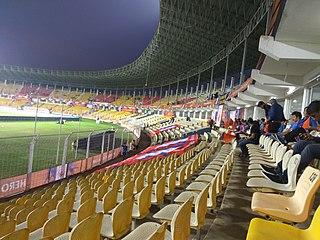 Fatorda Stadium Multi-purpose stadium in Margao, Goa