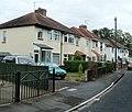 Eastern end of St Brides Crescent, Newport - geograph.org.uk - 2533922.jpg