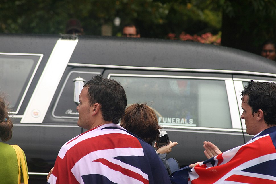 Edmund Hillary State Funeral