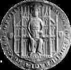 Balliol's royal seal