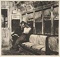 Edward Hopper - Night on the El Train (1918).jpg
