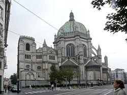 Королівська церква Святої Марії (Брюссель)