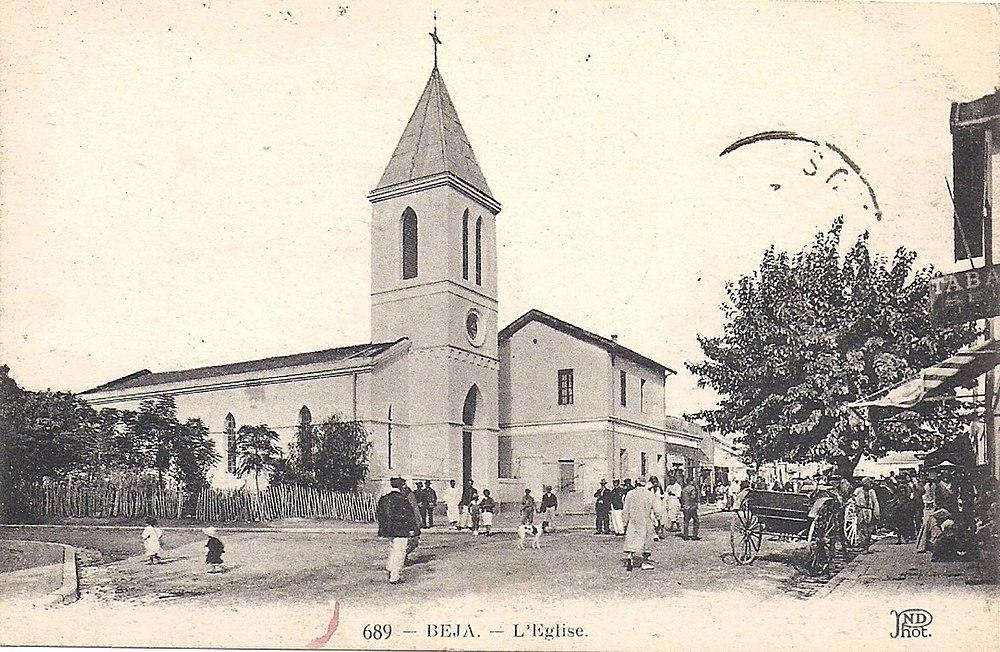 Eglise de Béja en Tunisie