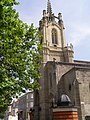 Eglise de Feurs, clocher.JPG