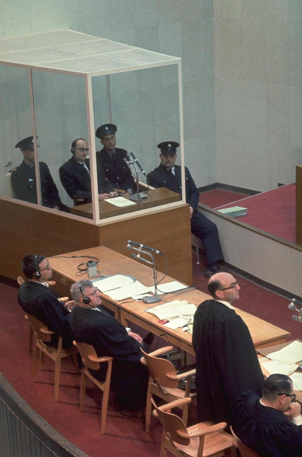 Eichman Trial1961