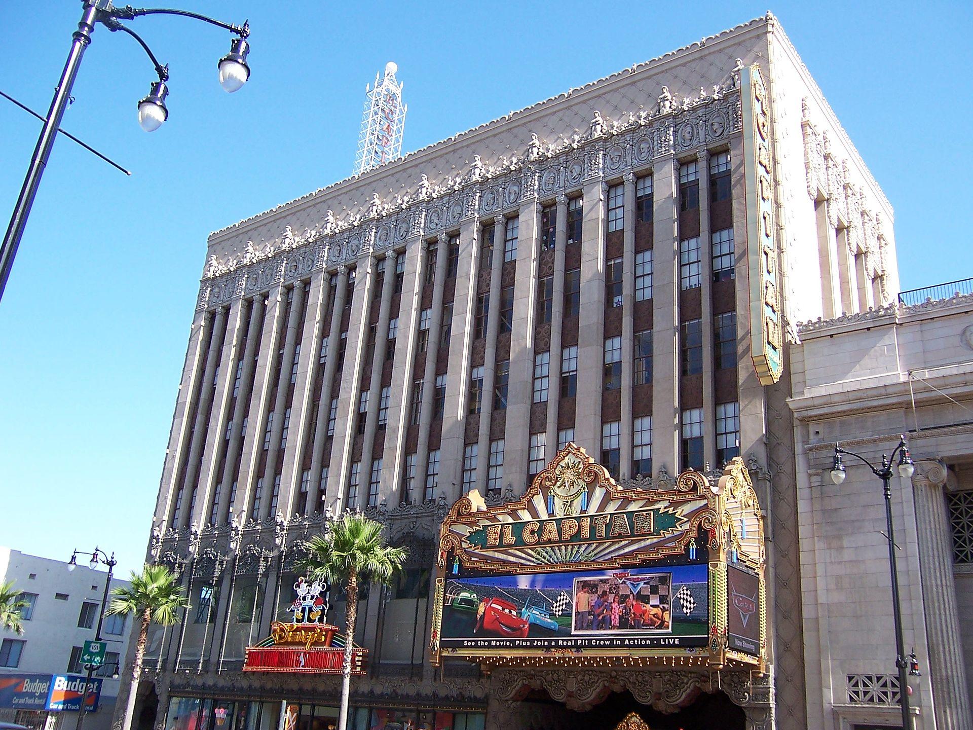 El Capitan Theatre Wikip 233 Dia