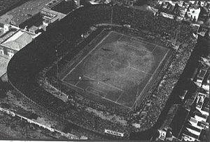 Estadio Gasómetro - Estadio Gasómetro.