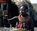 El Molo Woman, Lake Turkana, Kenya (15990141333).jpg