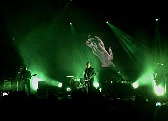 Interpol (band) - Image: El Pintor Interpol